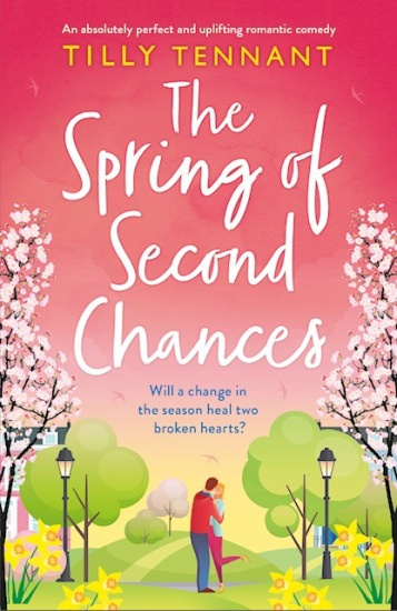 The-Spring-of-Second-Chances-Kindle